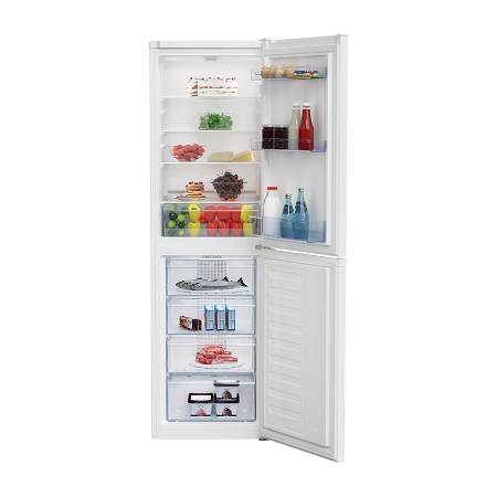 Beko 55 Cm Wide Tall Frost Free Freezer Tff577apw Suitable For