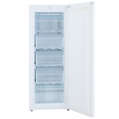Lec Tu55144 55cm Wide Above Counter Freezer 142cm Tall