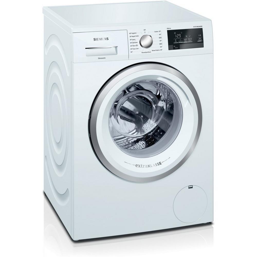 Siemens WM14T391GB 8kg 1400 Spin Washing Machine with 5 ... 7a81d70543c6