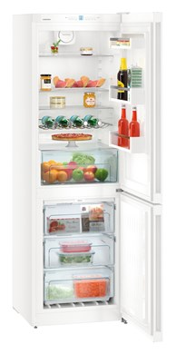 Liebherr CN4313 60 cm wide No Frost  Fridge Freezer - 2 Year parts and labour warranty