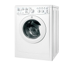 Indesit IWDC65125UKN  6kg Wash/5kg Drying Load capacity, 1200 Spin Washer Dryer in White