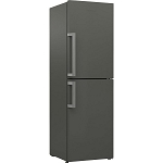 Blomberg KGM9681G Tall 60cm wide  Frost Free Fridge Freezer with 3 Year Blomberg Warranty IN GRAPHITE GREY!