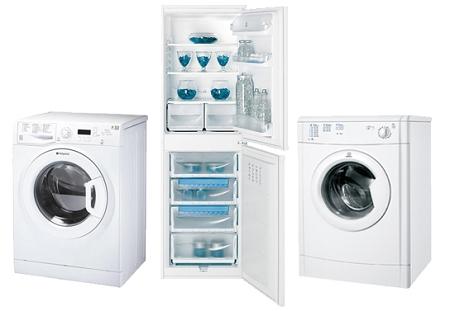 fridge washing machine package