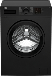 Beko WTK72041B 7kg 1200 Spin Washing Machine In Black