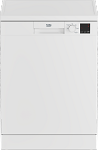 Beko DVN05C20W 60cm Wide Full Size Dishwasher