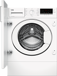 Beko WTIK74151F Integrated 7kg Load Capacity, 1400 rpm spin speed  Washing Machine