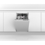 Blomberg LDV02284 10 Place Setting Integrated Slimline Dishwasher with a 5 Year Warranty