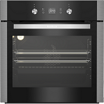Blomberg OEN9331XP Single Cavity Built in Electric Oven with Pyrolytic Cleaning Cycle and 5 Year Warranty