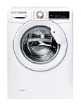 Hoover H3W47TE 7kg Load, 1400 Rpm Spin Speed Washing Machine with 14 Minute Quick Wash