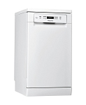 Hotpoint HSFCIH4798FS 10 Place Setting Slimline Dishwasher with Quick Wash -