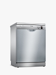 Bosch SMS25A100E Full size Freestanding 12 Place Setting Dishwasher with 2 year warranty IN STAINLESS STEEL