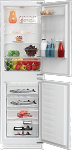 Zenith ZICSD355 50/50 split built in  Fridge Freezer