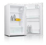 Scoop Purchase - Haden HL92W 48cm Wide Under Counter Fridge in White