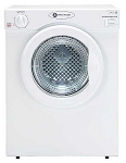 White Knight 39AW Compact 3KG Tumble Dryer.