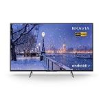 Sony KD43XH8505 43 Inch 4K UHD Android LED TV with 5 Year Warranty