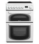 RENT this Hotpoint Double Oven Electric Cooker