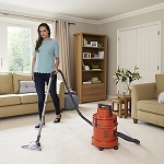 Vax 6131T Multivac Wet and Dry Vacuum Cleaner and Carpet Cleaner in one 1 Only ex display model