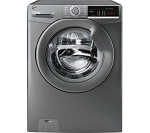 Hoover H3W49TGGE  9kg Load, 1400 Rpm Spin Speed Washing Machine with 14 Minute Quick Wash  IN GRAPHITE