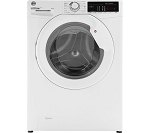 Hoover H3W49TE  9kg Load, 1400 Rpm Spin Speed Washing Machine with 14 Minute Quick Wash