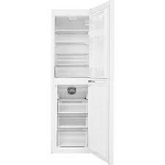 Hotpoint HBN55181W 55cm Wide Frost Free Fridge Freezer in White