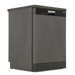 Blomberg LDF42240g Full Size Dishwasher With 3 Year Warranty IN GRAPHITE