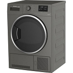 Blomberg LTK28031G 8kg Condenser Tumble Dryer in GRAPHITE with 3 Year Parts and Labour Warranty