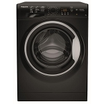 Hotpoint NSWF743UBS 7kg Load Capacity 1400 Spin Washing Machine IN BLACK