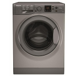 Hotpoint NSWF943CGG 9kg Load Capacity 1400 Spin Washing Machine IN GRAPHITE