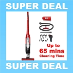 Bosch BBH65PETGB Athlet Cordless Vacuum Cleaner with Toolkit.