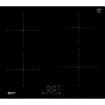 Neff T36FB41X0G 60cm Induction Hob in Black