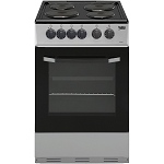 Beko BCSP50X 50cm Wide Electric Cooker in Stainless Steel 2 Only ex display models  *** HALF PRICE STANDARD INSTALLATION on this COOKER offer ends 08.04.17***