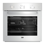 Beko CIF71w Built in White Single Fan Oven with 2 Year Beko Guarantee. ** 2 ONLY DISPLAY MODELS AT THIS TIME**