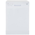 Beko DFC04C10W 12 Place Setting Dishwasher with Half Load and 30 Minute Fast Wash