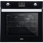 Belling BI602FPCTBLK Built In Electric Single Oven with 3 Year Warranty 8 Multifunctions and Bluetooth connectivity