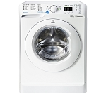 Indesit BWA81483XW 8kg Load 1400 Spin Speed Washing Machine in White. 1 ONLY AT THIS PRICE.