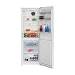 Beko CCFH1675 60cm Wide Frost Free Fridge Freezer- Suitable for garages and outbuildings