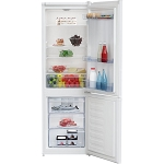Beko CCFM3571W Frost Free Fridge Freezer In White **With freezerguard, suitable for garages and outbuildings**