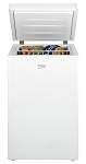 Beko CF374W 104 litre Chest Freezer - Suitable for Garages and Outbuildings