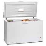 Iceking CFAP400 1290cm WIDE 360 Litre CHEST FREEZER-Suitable for Garages & Outbuildings