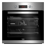 Beko CIF81X Built in Stainless Steel Single Fan Oven with Digital Timer and 2 Year Beko Guarantee. **2 ONLY DISPLAY MODELS AVAILABLE TO BUY AT THIS TIME**