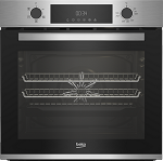 Beko CIFY81X Built In Electric Single Oven in Stainless Steel