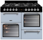 Leisure Cookmaster CK100F232 100cm Dual Fuel Range Cooker in BLUE (other colours available)