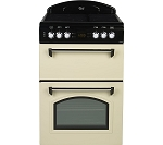 Leisure Classic 60cm Electric Mini Range Cooker in Cream