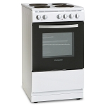 Montpellier MSE50W Single Cavity Electric Cooker In White