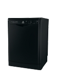 Indesit DFG15B1K 13 Place Setting Dishwasher in Black
