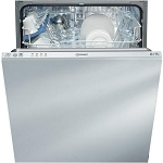 Indesit DIF04B1 13 Place Setting Full Size Fully Integrated Dishwasher