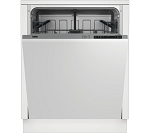 Beko  DIN15X10  Fully Integrated 60cm Dishwasher with Fast + Function and  2 Year Guarantee
