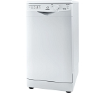Indesit DSR15B1UK 45 cm Slimline Dishwasher in White