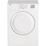 Beko DTGV7001W 7 kg Vented Tumble Dryer With Sensordry