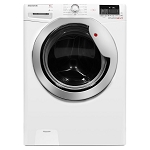 Hoover DXOC48C3 8kg 1400 Spin Speed Washing Machine with 59 Minute Daily Quick Wash.